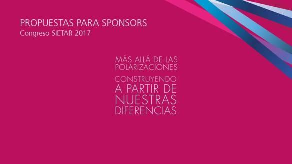 Propuesta Sponsors - Congreso 2017